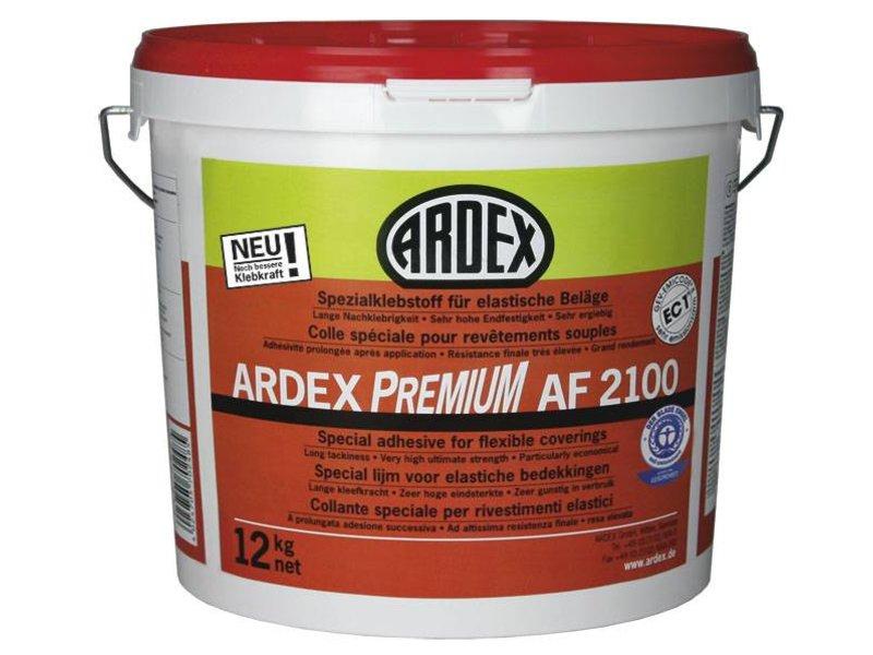 ARDEX PREMIUM AF 2100 – Spezialklebstoff für elastische Beläge (12 Kg)