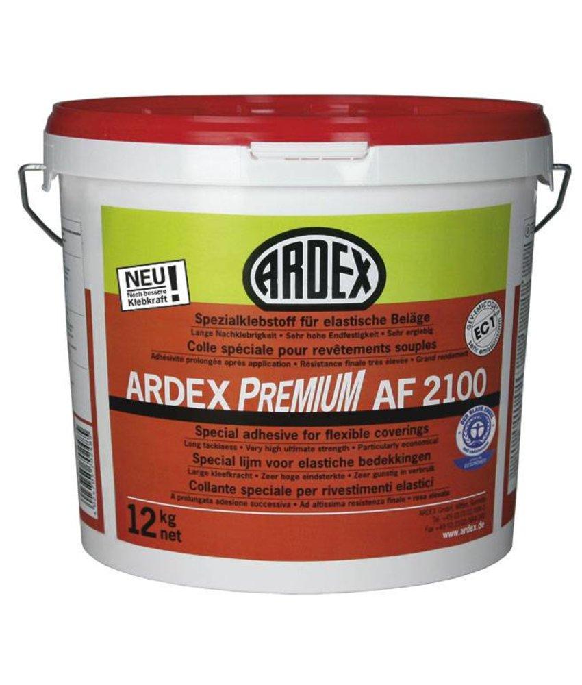 PREMIUM AF 2100 – Spezialklebstoff für elastische Beläge (12 Kg)