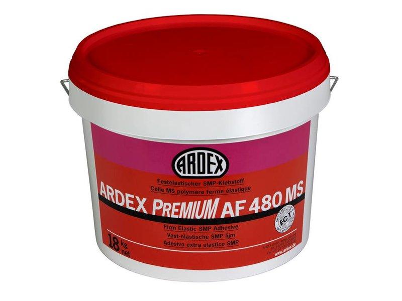 ARDEX PREMIUM AF 480 MS – Festelastischer SMP-Klebstoff (18 Kg)