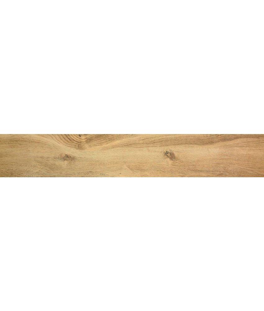Bodenfliese Teverkhome Rovere, rektifiziert - 20x120 cm