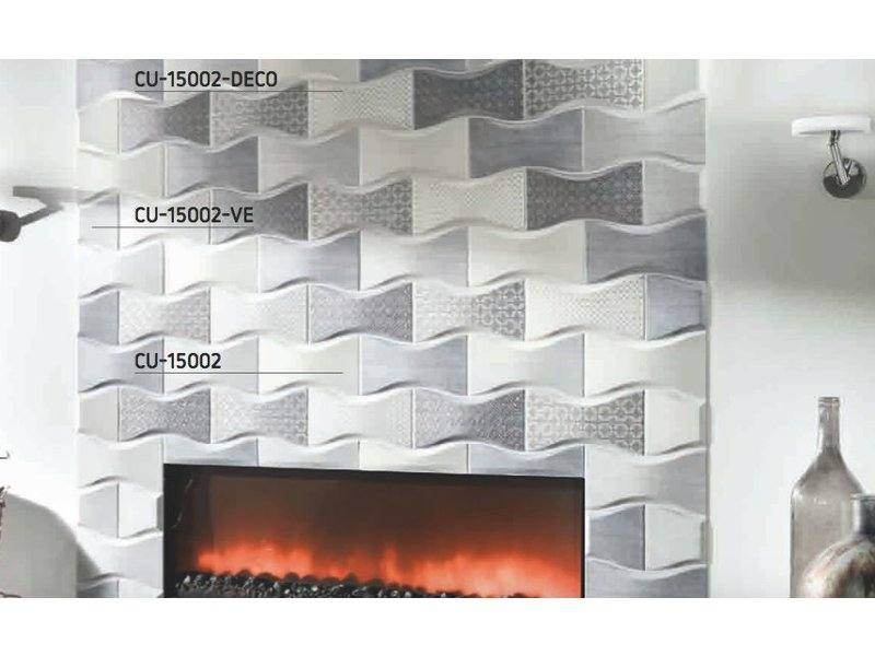 BÄRWOLF Ambience Curve CU-15002-HO Endstück horizontal grau