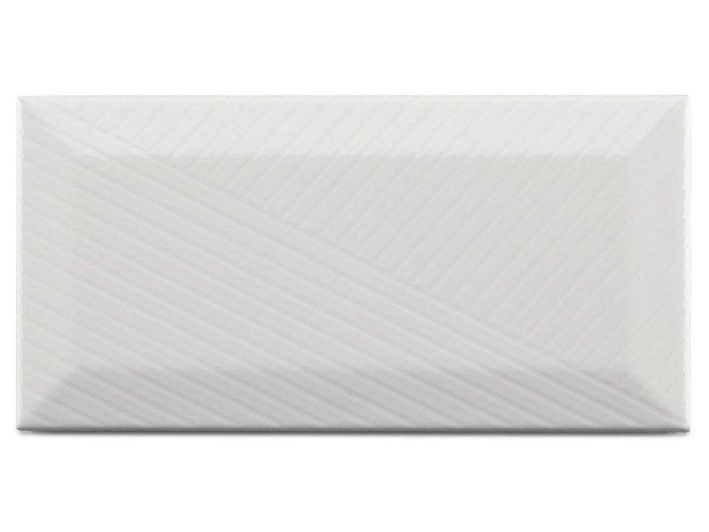 BÄRWOLF Ambience Metro KE-15050 weiß strukturiert