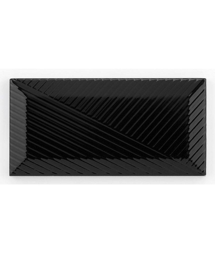 Ambience Metro KE-15051 schwarz strukturiert
