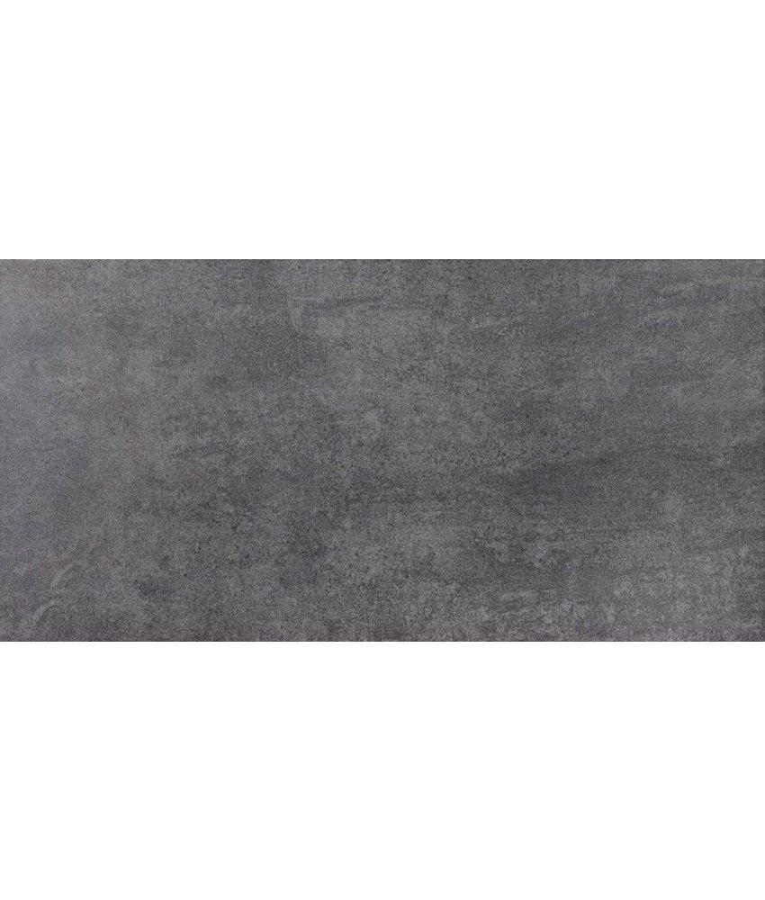 Bodenfliese Enduro END835 anthrazit, Feinsteinzeug unglasiert - 30x60 cm