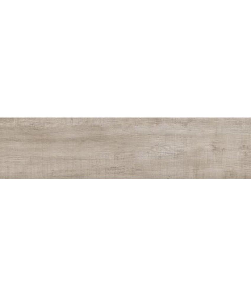 Bodenfliese Gate GTE565 grau, rektifziert / R10 - 22x90 cm