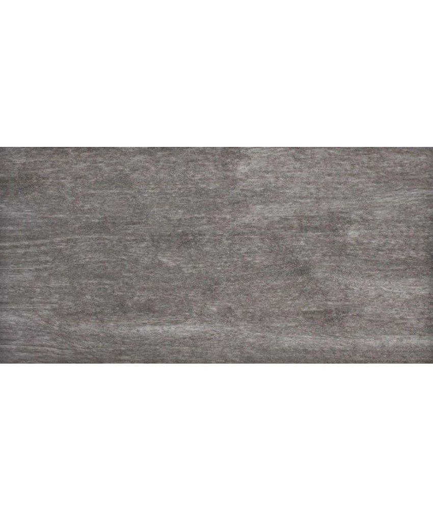Bodenfliese Oregon ORG835 Grau, rektifziert / R10 - 30x60 cm
