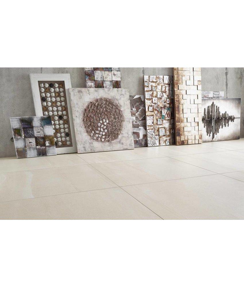 Bodenfliese Tecno-Stone TST452 Beige, rektifziert / R10 - 60x120 cm