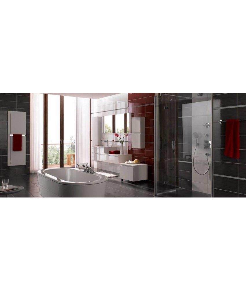 Wandfliesen Bassano 2040260S Creme Weiss - 20x40 cm