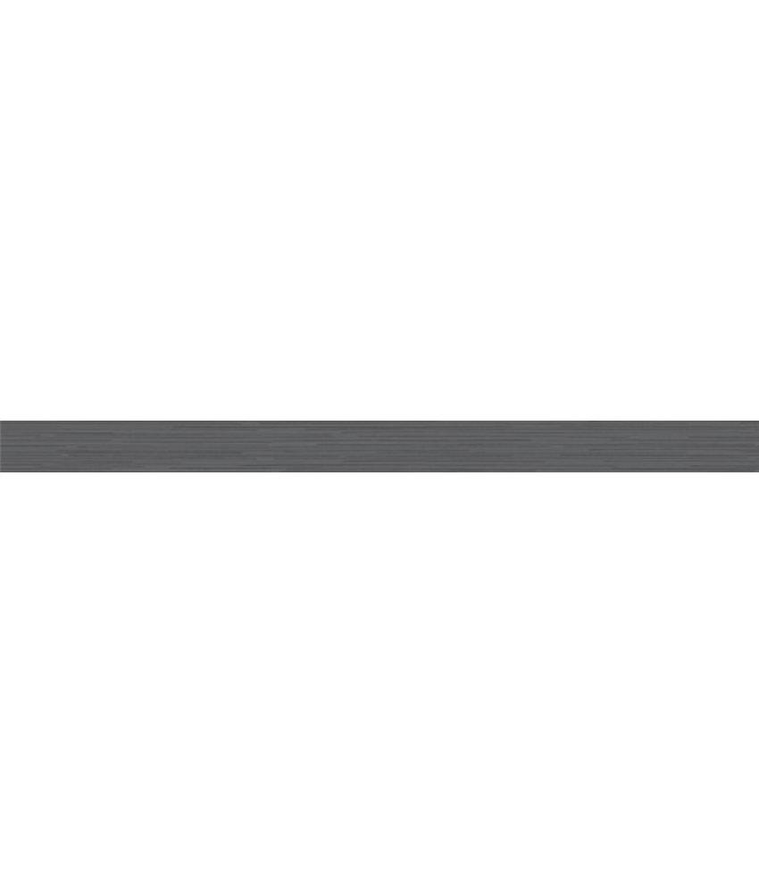 Bordüre Varallo 0460576S Anthrazit - 4x60 cm