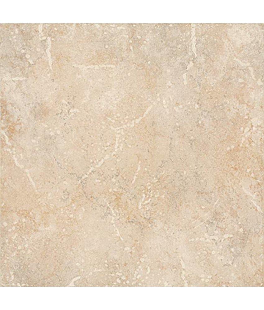 Verona Feinsteinzeug glasiert Bodenfliesen 3333594N Braun / R9, Abr.4 - 33x33cm