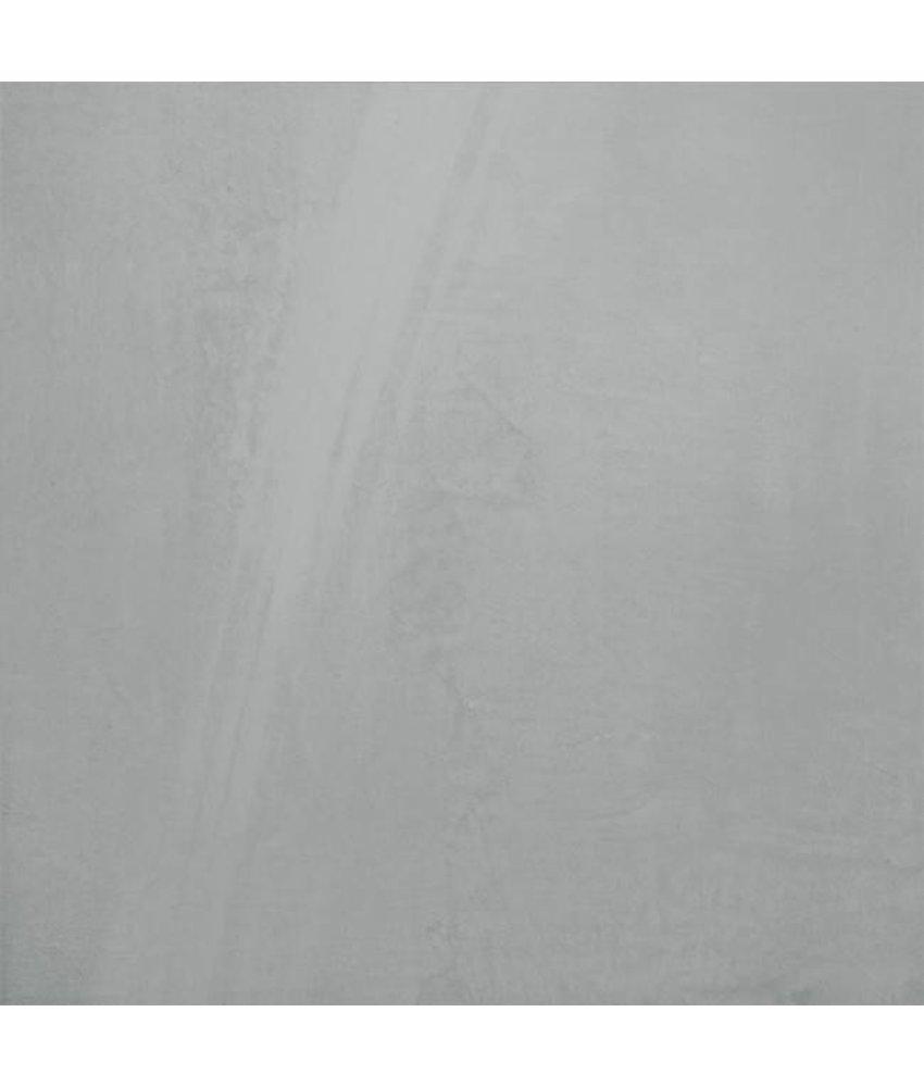 Architects Feinsteinzeug Bodenfliesen 8080816K Grau, rektifiziert / R10A - 80x80cm