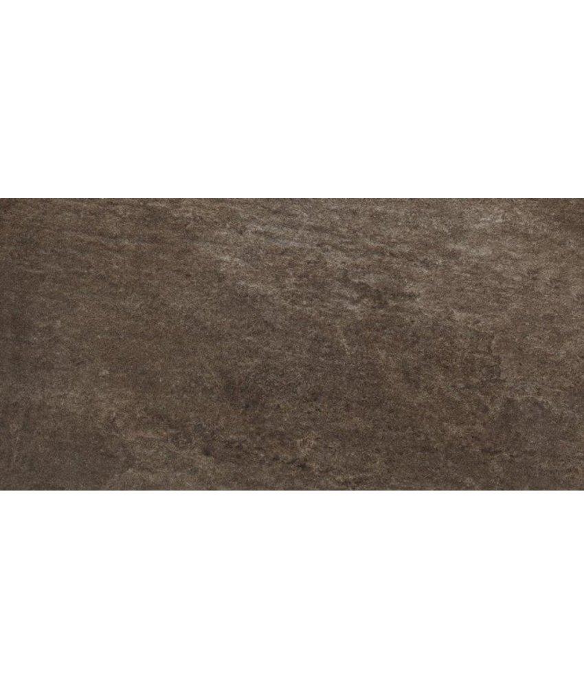 Fidenza Feinsteinzeug Bodenfliesen 3060323N Basalt, rektifiziert, kalibriert / R9 - 30x60cm