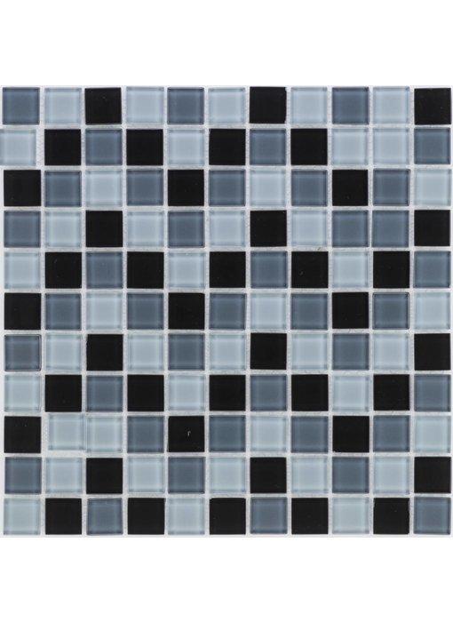 Mosaikfliesen Fliesen Einfach Und Bequem Online Bestellen Mosaic - Mosaik fliesen grau glänzend