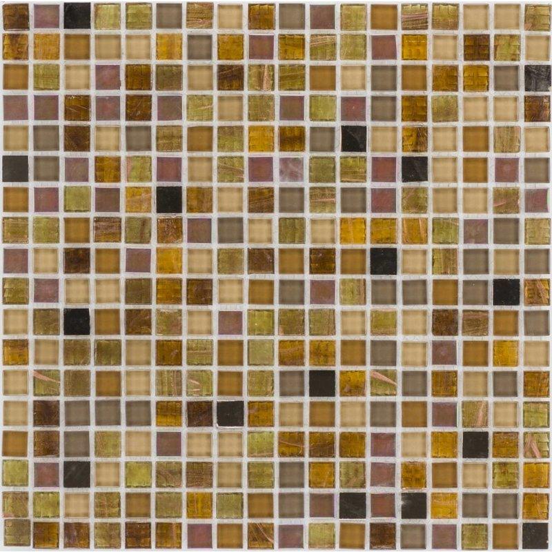 einfach mosaik flie - glasmosaik perlmutt wei 33cm x 33cm mosaic outlet