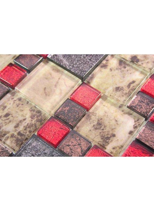Mosaikfliesen Fliesen Einfach Und Bequem Online Bestellen Mosaic - Fliesen glasoptik