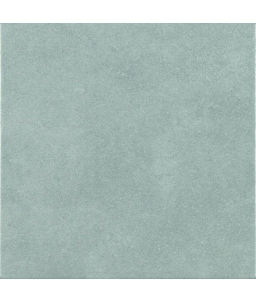 Bodenfliese Vintage Art Hellgrau - 22,3 cm x 22,3 cm