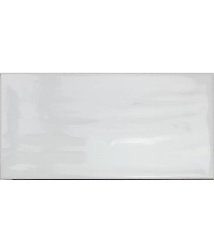 Wandfliese Vintage Loft Weiß - 10 cm x 20 cm