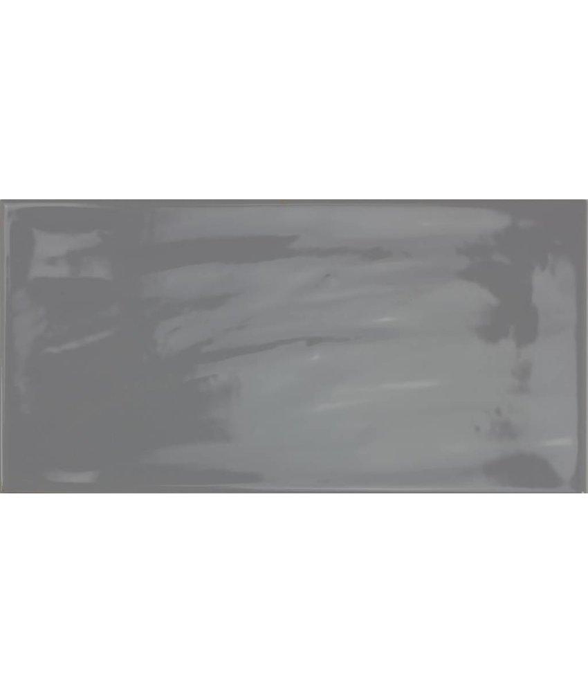Wandfliese Vintage Loft Grau - 10 cm x 20 cm