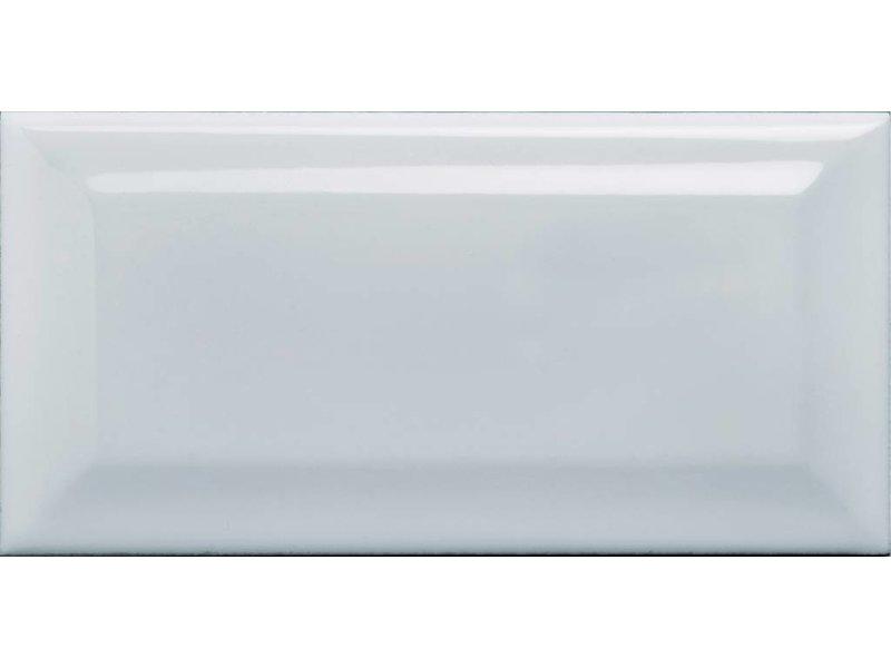Facettenfliese Metro Grau  - 7,5 cm x 15 cm