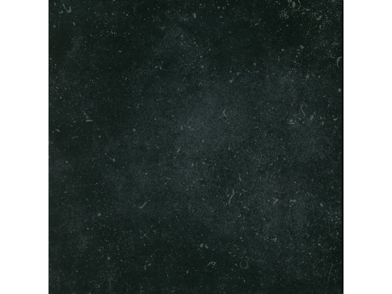 Terrassenplatte Feinsteinzeug Bluestone Schwarz - 60 cm x 60 cm