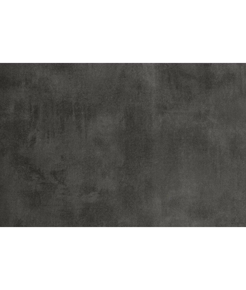 Terrassenplatte Feinsteinzeug Streetline Graphit - 60 cm x 90 cm