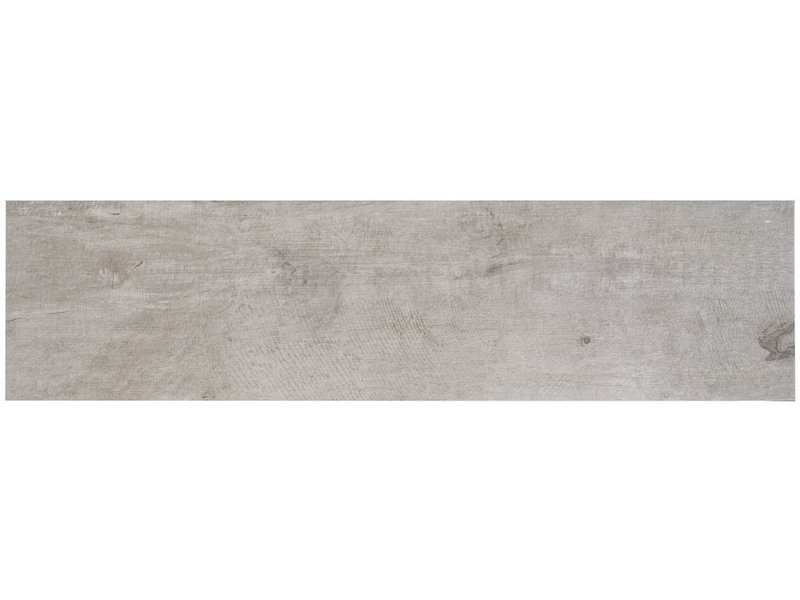 Terrassenplatte Feinsteinzeug Timberwood Grigio - 30 cm x 120 cm
