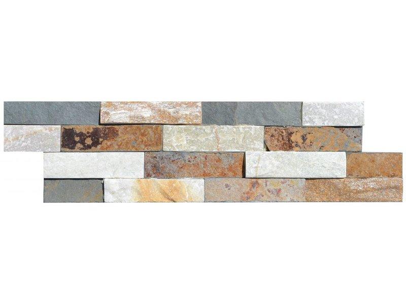 Wandverblender Naturstein Colorado - 10 cm x 40 cm