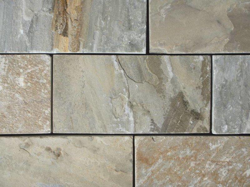 Wandverblender-Naturstein-Quarzit-Beige-Bunt - 15 cm x 30 cm - 4330542066452