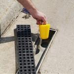 PIG® conische afvoerstopper chemicalproof