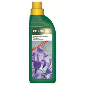 Plantenvoeding Pokon flowering plants 500ml