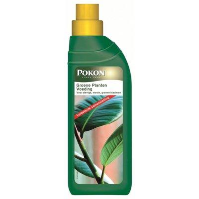 Plantenvoeding Plant nutrition Pokon green plants 500 ml