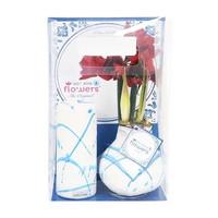 Amaryllis Kein Wasser, Blumen Wax Art Holland