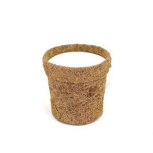 Kokodama Pot de 10 cm de diamètre (Entrée de 8 cm)
