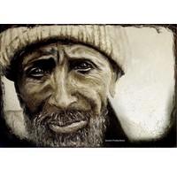 Ethiopische man
