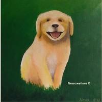 Lachende Retriever