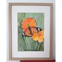 Kleine monarch