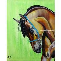 Arabisch Paard bruin