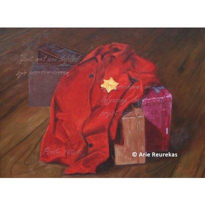 De koffers en de jas - Arie Reurekas