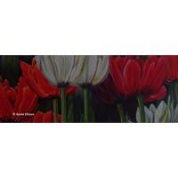 Tulpenschilderij