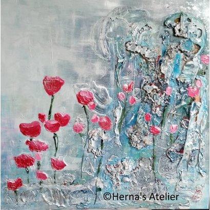 Een  Nieuw  Begin- Herna's Atelier