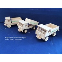 Multiplex kiepauto