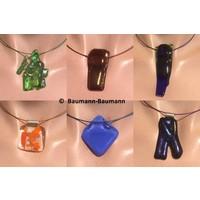 Glazen hangers