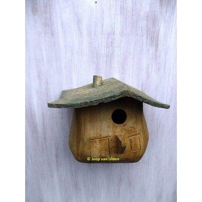 Vogelhuis puntdak laag 1279 - Joop van Ulden