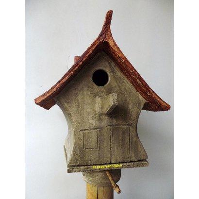 Vogelhuis Puntdak hoog 1443 - Joop van Ulden