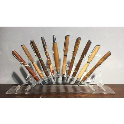 Houten pennen- Jan Kroeze