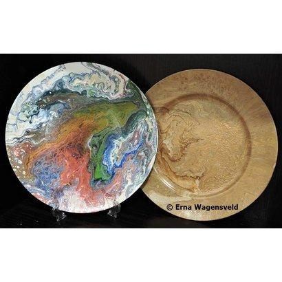 Decoratieve borden - Erna Wagensveld