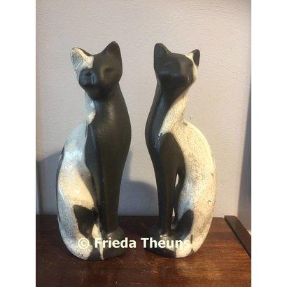 Kattenbeeld - Frieda Theuns