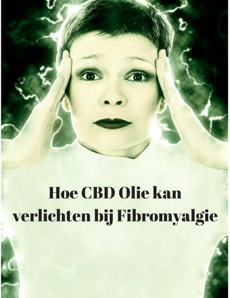 Het potentieel van CBD olie bij Fibromyalgie