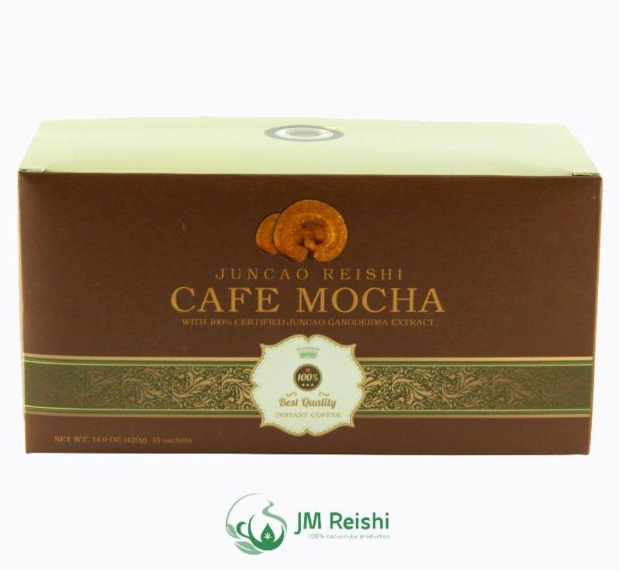 Reishi Mocha Koffie