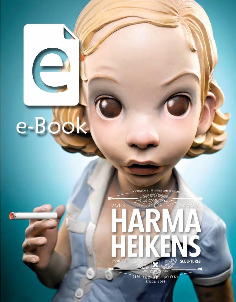 Harma Heikens Sculptures - eBook